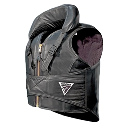 Phoenix Pro Max (2020) Black Leather Vest