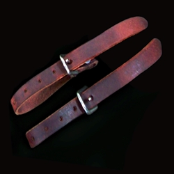 Front Bind Straps - Leather