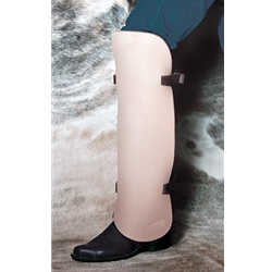 Rubber Pick-Up Man Shin Guards