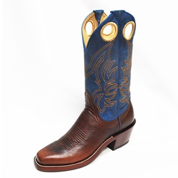 Barstow YOUTH Arena Collection Riding Boots - Renegade/Vintage Blue