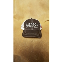 Vintage Trucker Cap Brown