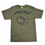 Barstow Pro Rodeo T-Shirt OLIVE