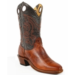 Barstow Arena Collection Riding Boots - Mango/Coffee